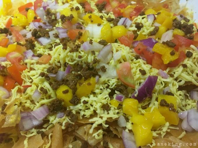 love desserts nachos