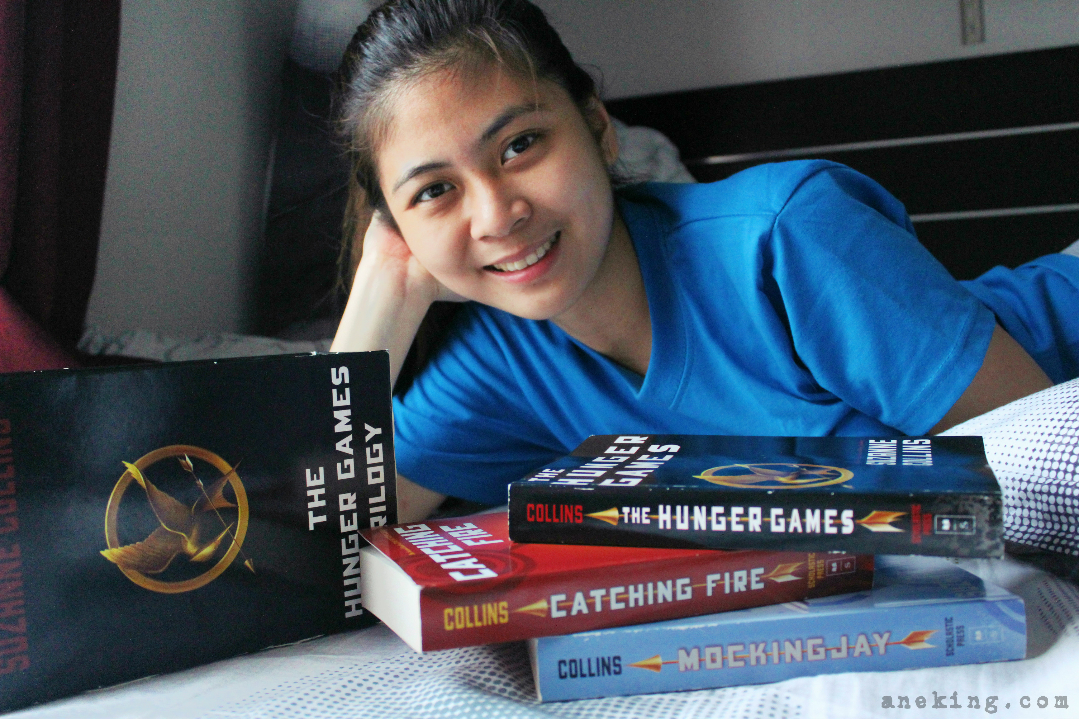 a book review on the hunger games