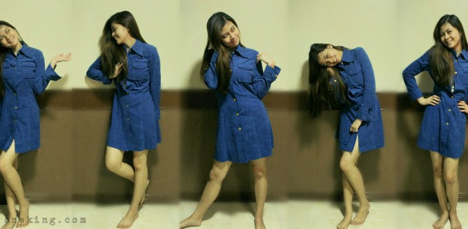 Five Ways To Wear Blue Coat
