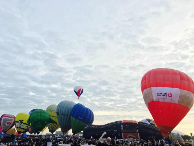 21st hot air balloon festival 8