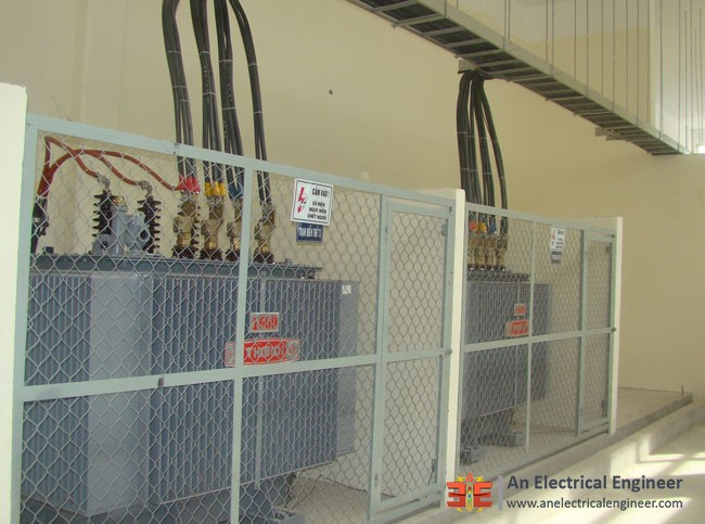 Indoor Transformer Installation