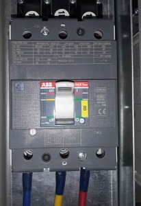 ABB-Moulded Case Circuit Breaker-MCCB-250A