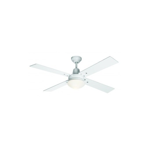 Ceiling fan Airfusion Quest with remote control  wall control     Airfusion Quest II white                                                                                                             by Beacon