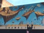 Art of the Walk - Aerie Mural