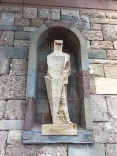 Monastery, Montserrat, Spain
