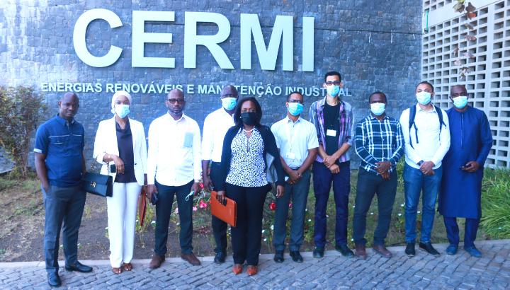 Cap-Vert: Mission de Benchmark – Visite à CERMI.