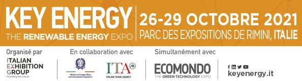 Key Energy est une exposition et une conférence internationale