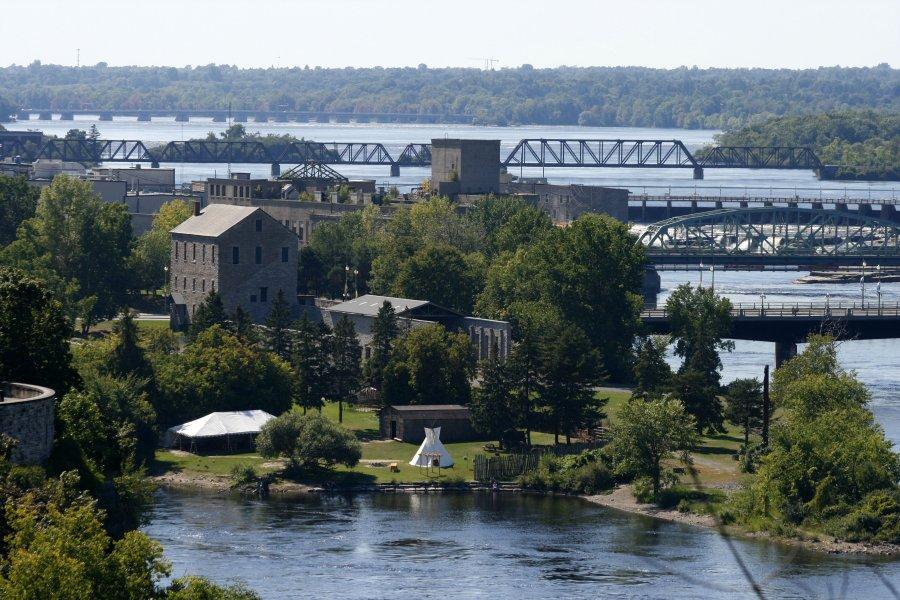 Image result for victoria island, ottawa