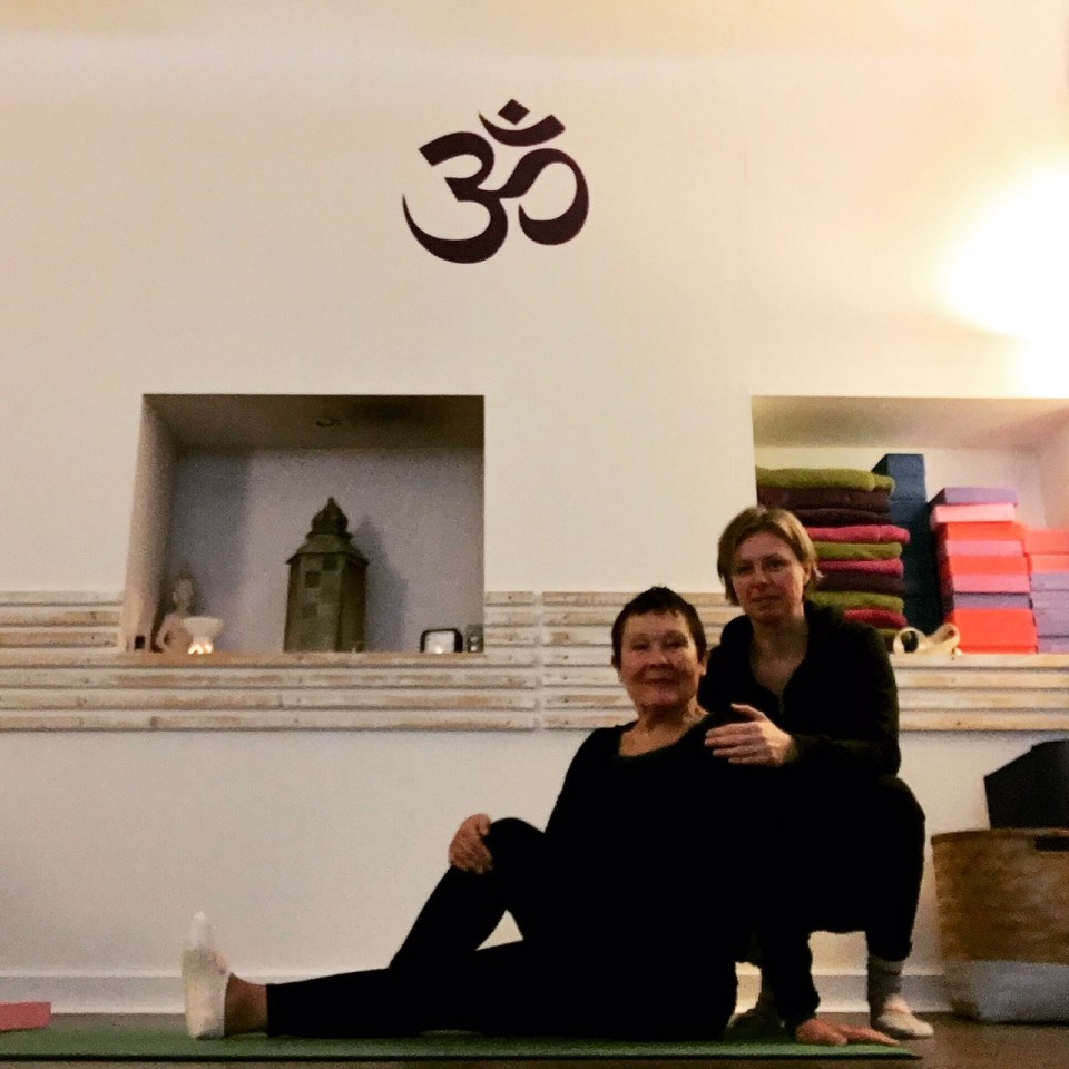private yoga sessions Broadstairs