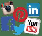 Social-Media6logos