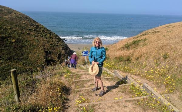 Carolyn ShortTail Beach