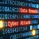 Computer code cyber hack