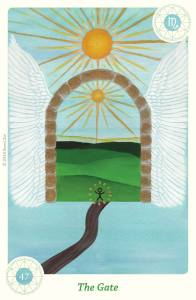 Karni Zor's Gate astrological card