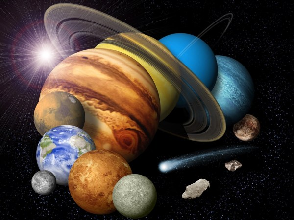 The Distant Planets of our Solar System and Their Effect ...