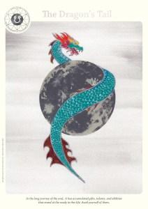 south node astrological card