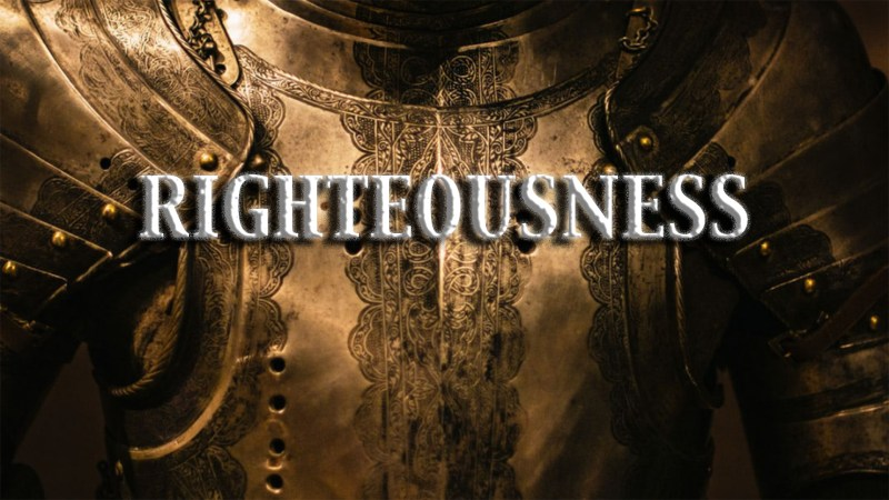 The Armor Of God The Breastplate Of Righteousness A New Grip