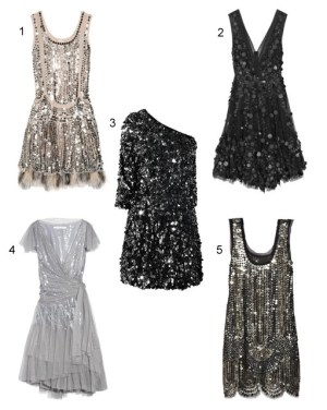 Collection Designer Fashionable Holiday Dresses