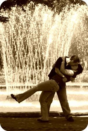 Daniel Stowe Gardens Fountain Kill