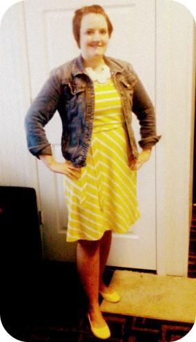 Endometriosis Awareness Yellow Shirt Day