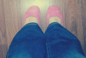 What I Wore Wednesday Outfit #2 Shoes