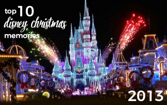 Disney Christmas Vacation 2013