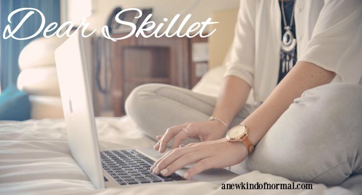 Dear Skillet - Thank You