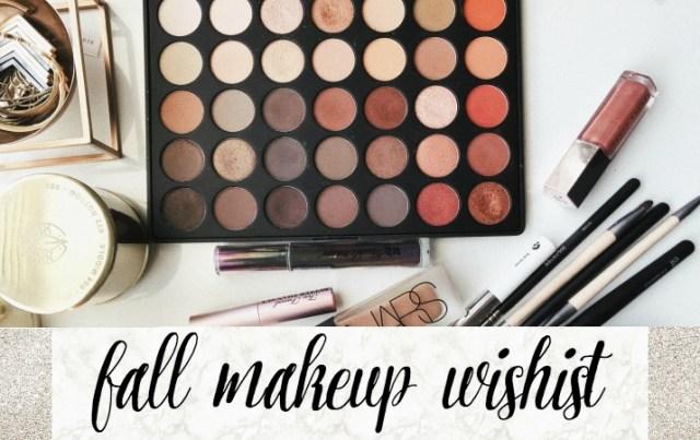 Makeup Wishlist