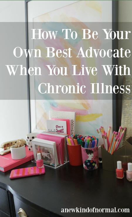 Chronic Ilness Advocacy