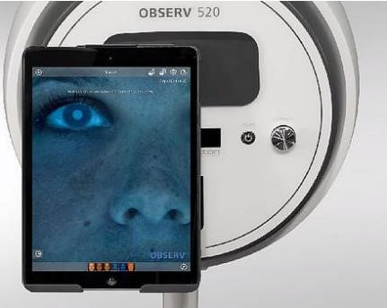 Digital skin analyzer