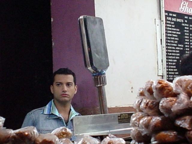 Imraan Vagar Old Delhi 2004