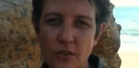 Donna Jackson, Larrakia on Nuclear Waste Shipments