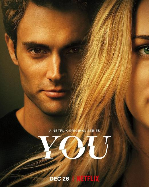 'You' the best TV series on Netflix for Halloween