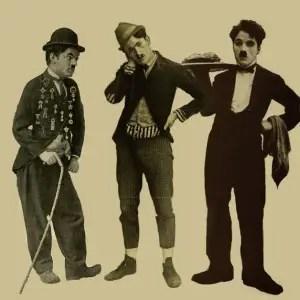Imitadores de Charles Chaplin