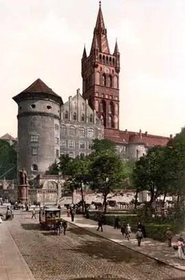 Castillo de Königsberg
