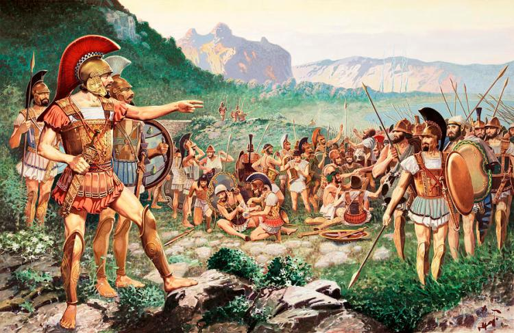 Ephialtes el traidor