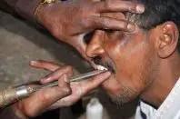 Dentistas callejeros de la India