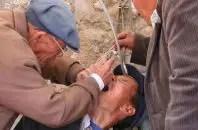 Dentistas callejeros China