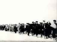 Prisioneros polacos de la Unión Soviética