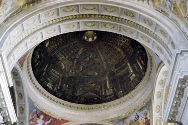 Sant'Ignazio di Loyola en el Campo Marzio