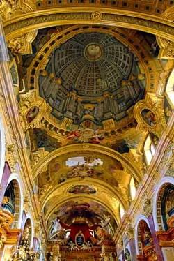 Iglesia Jesuita de Viena