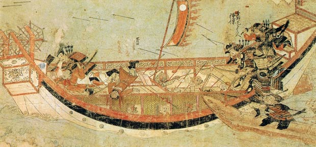Mōko Shūrai Ekotoba