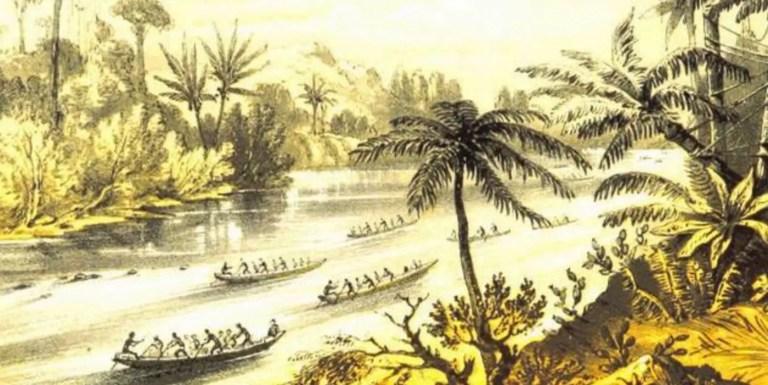 La guerra de la Tajada de Sandía entre Los Estados Unidos y Panamá