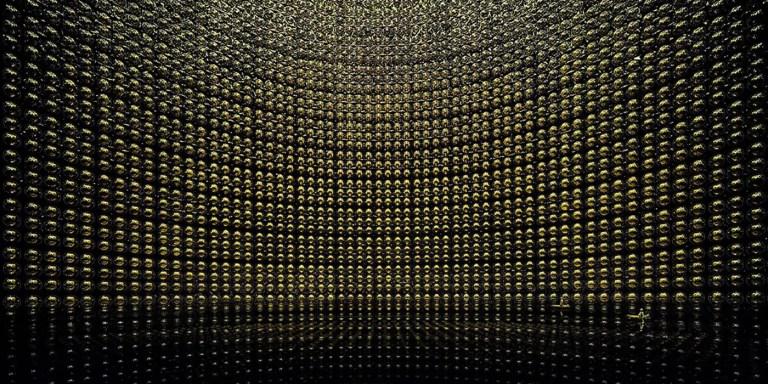 Super-Kamiokande, el laboratorio de neutrinos más espectacular