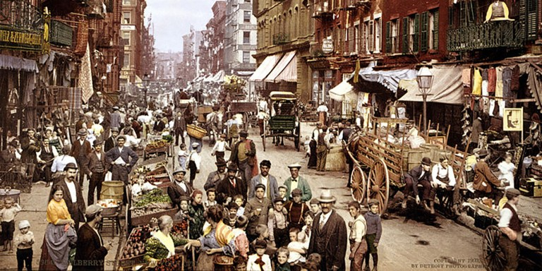 Fotocromos, las primeras fotografías a color de la historia