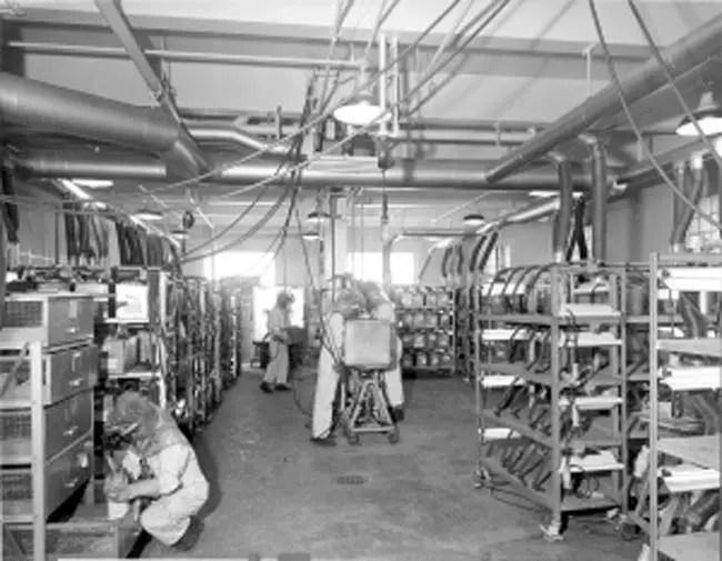 Fotografía de los elementos utilizados para la operación Whitecoat.