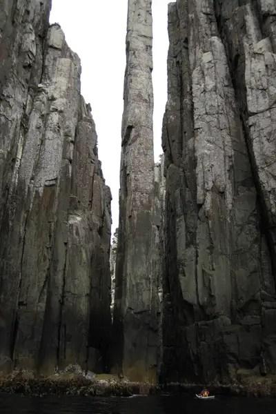 Fotografía del stack más alto del mundo.