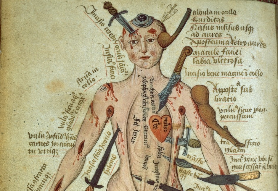 Medicina medieval.