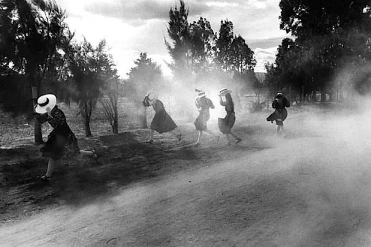 Fotografía mostrando el efecto Kuleshov.