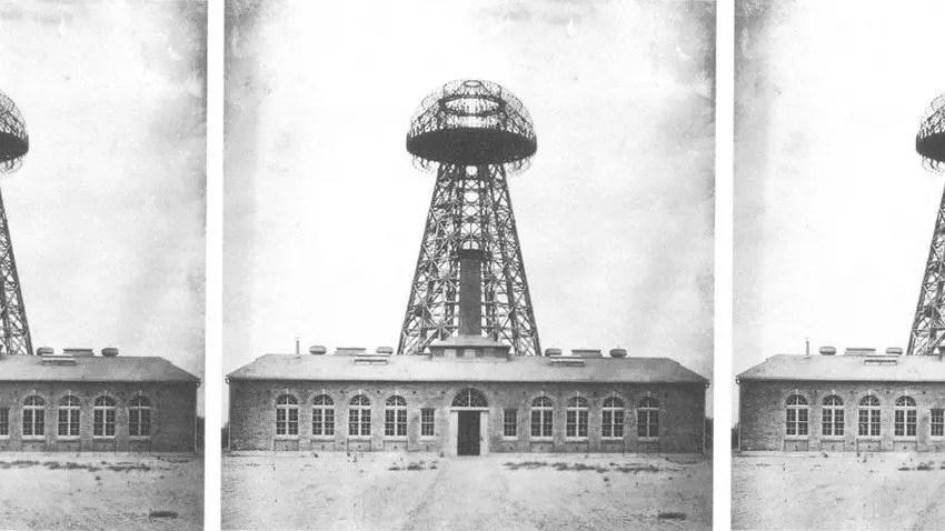 Rayo de la muerte de Tesla.