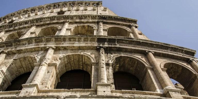 El Coliseo romano y su asombrosa simpleza estructural